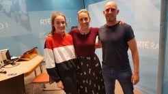 RTE rado 1 with Saoirse